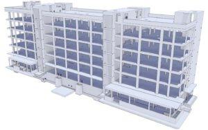 grundriss digital 3d modell